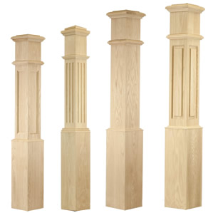 Box Newel Collection