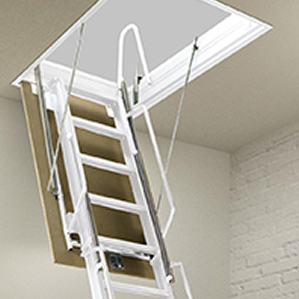 Commercial Grade Attic Stairs The Stairway Shop