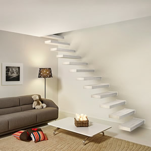 Special Order Wall Stairs