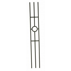 "M41144 Three Leg 1/2"" Sq. Balusters"