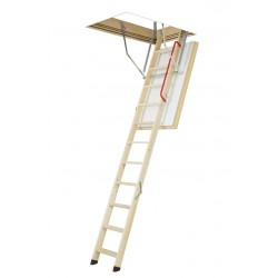 Fakro LWT Wooden Attic Ladders - 300 lbs