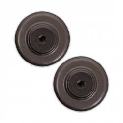 End Stop Kit for Rails - Oil Rubbed Bronze Finish