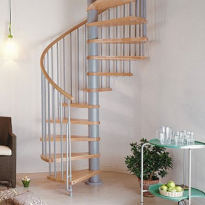 Arke Spiral Stairs