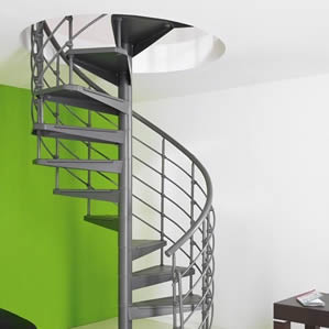 Clearance Spiral Stairs