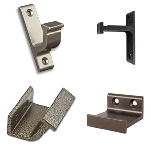 Rail Mounting Brackets