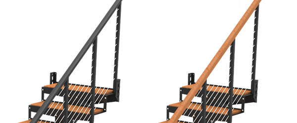 Handrail Material: