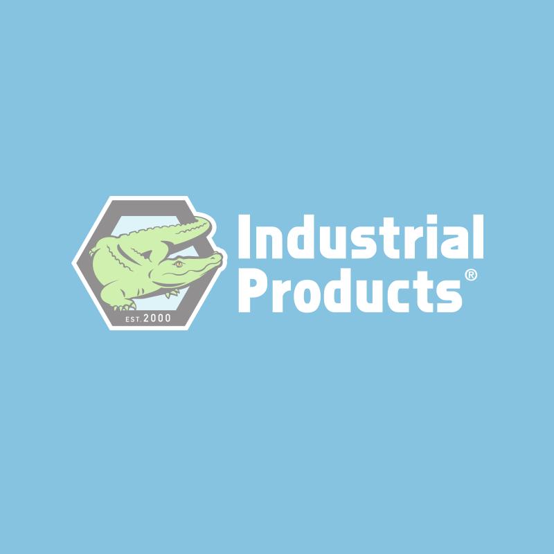 "FSH-01 Flat Shoe 1/2"" Sq. Gray / Black - SOLID"