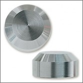 Feeney CableRail Stainless Steel Chamfer End Cap Package (4/pkg)