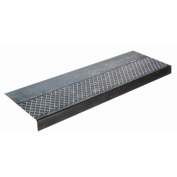 Musson No.626 Diamond Pattern Rubber Stair Tread Covers