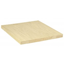 "C-6973-SOLID - Red Oak Lineal Skirtboard 3/4"" x 7-1/4"" (per LF)"