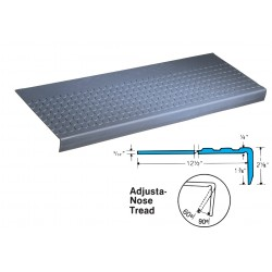 Musson No.787 Disc-O-Tread Rubber Stair Tread Covers