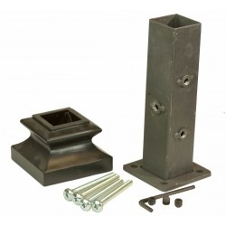 "NC-101 Newel Attaching Kits 3-3/8"" Sq."