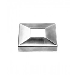 House of Forgings AX20.008.153.A.SP Replacement Flange Cover for Adjustable Wall Mounted Flanges