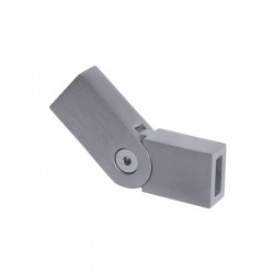 House of Forgings AX20.010.091.A.SP Axia Flat Bar Infill Adjustable Connector
