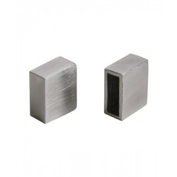 House of Forgings AX20.010.092.A.SP Axia End Cap for Flat Bar Infill