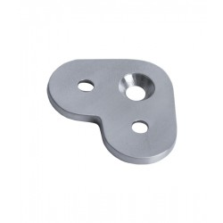 House of Forgings AX20.005.032.A.SP 90 Degree Flat Rail Support Saddle