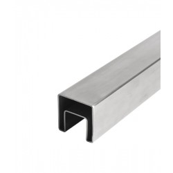 House of Forgings AX00.030.071.A.SP 5000 mm Axia Square Cap Rail