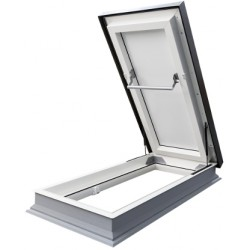 Fakro DRL Flat Roof Metal Hatches