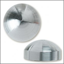 Feeney CableRail Stainless Steel Dome End Cap Package (4/pkg)