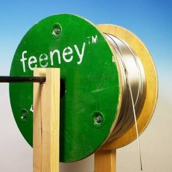 "Feeney 1/8"" T316 Stainless Steel Cable Reels"