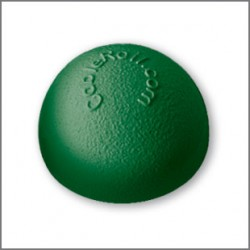 Feeney CableRail Green Colored End Cap Package (10/pkg)