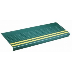 Musson No.GS787 Double Grit Strip Disc-O-Tread Rubber Stair Tread Covers
