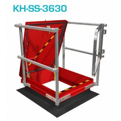 Kee Safety Hatch Railing Systems