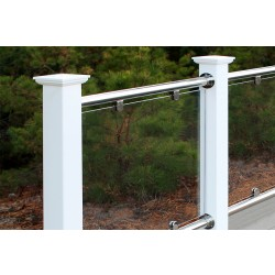 RailEasy Glass Railing System