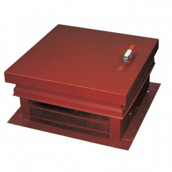 Precision Industrial Galvanized Roof Hatches