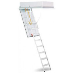 Rainbow PT2351 ProTech Fire Rated Attic Ladder / Stair: 8'H - 10'H