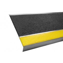 Sure-Foot Bold Step Aluminum and Mineral Abrasive Anti-Slip Tread Covers