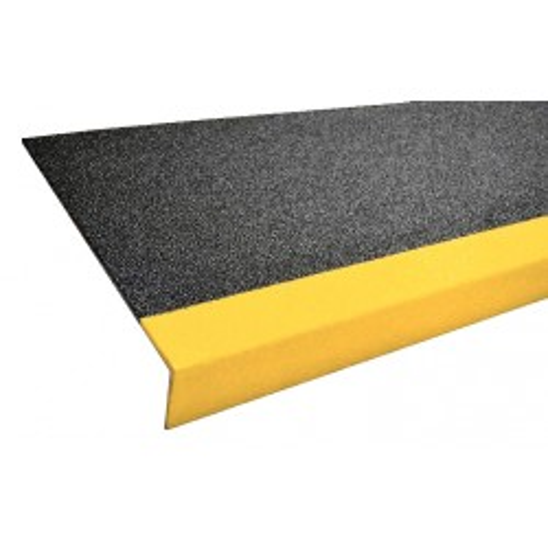 "Sure-Foot 11-3/4"" Fiberglass Mineral Abrasive Anti-Slip Tread Covers"